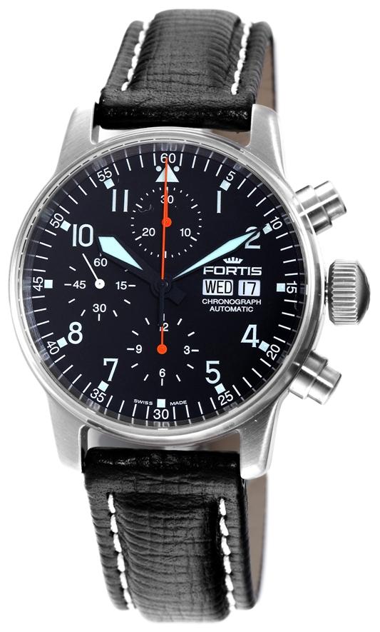 Fortis Aviatis Flieger Professional Chronograph