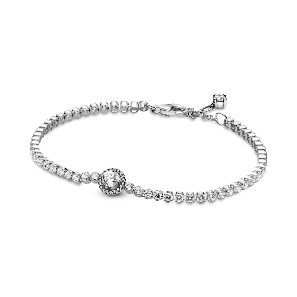 Pandora Armband funkelnder Kranz