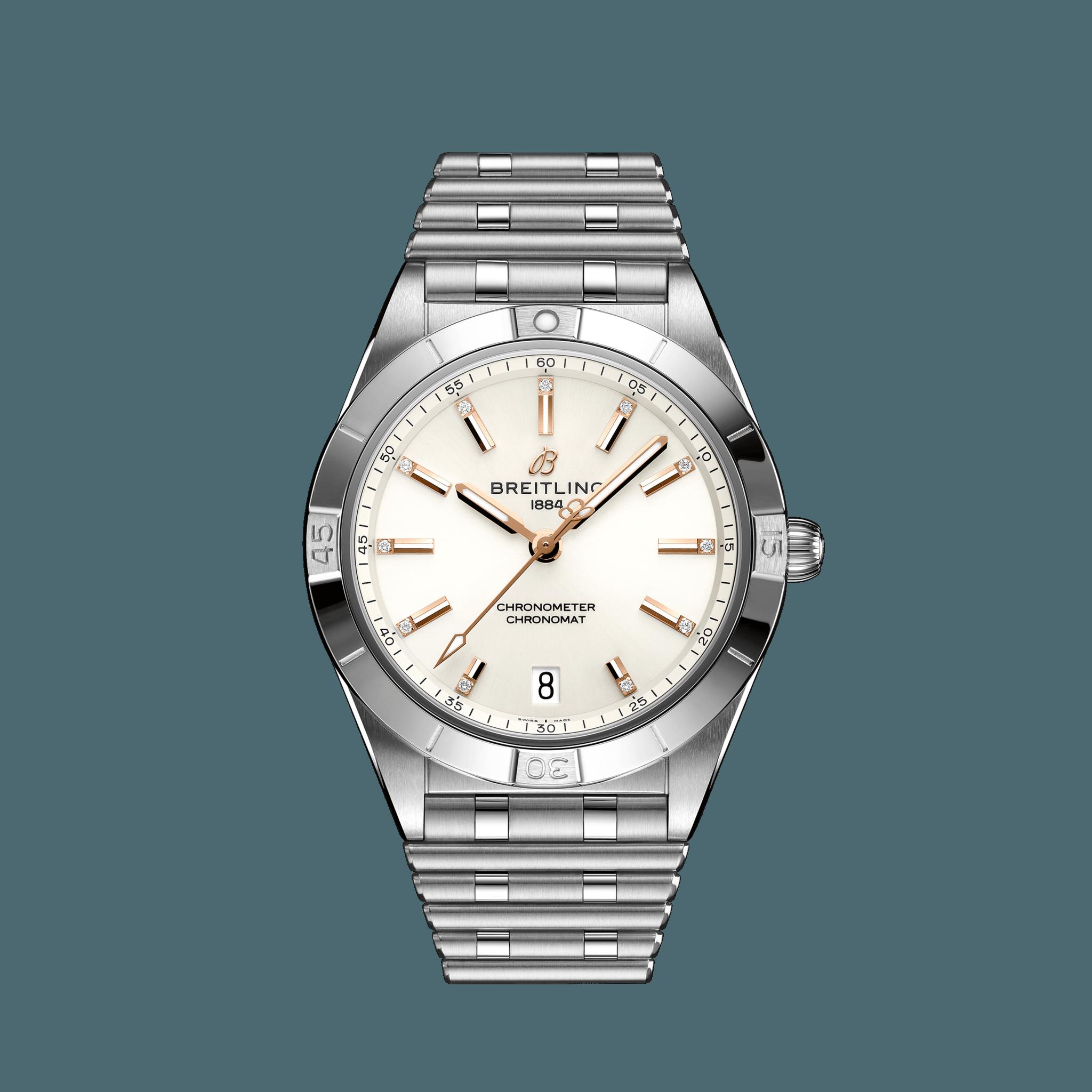 Breitling Chronomat Automatic 36 Brilliant-Ziffernblatt