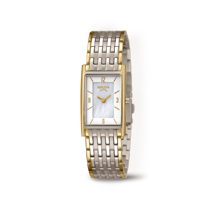 Boccia Damenuhr Style 3212-09