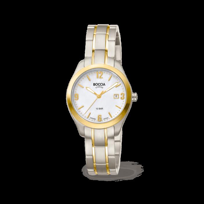 Boccia Damenuhr Style 3317-03