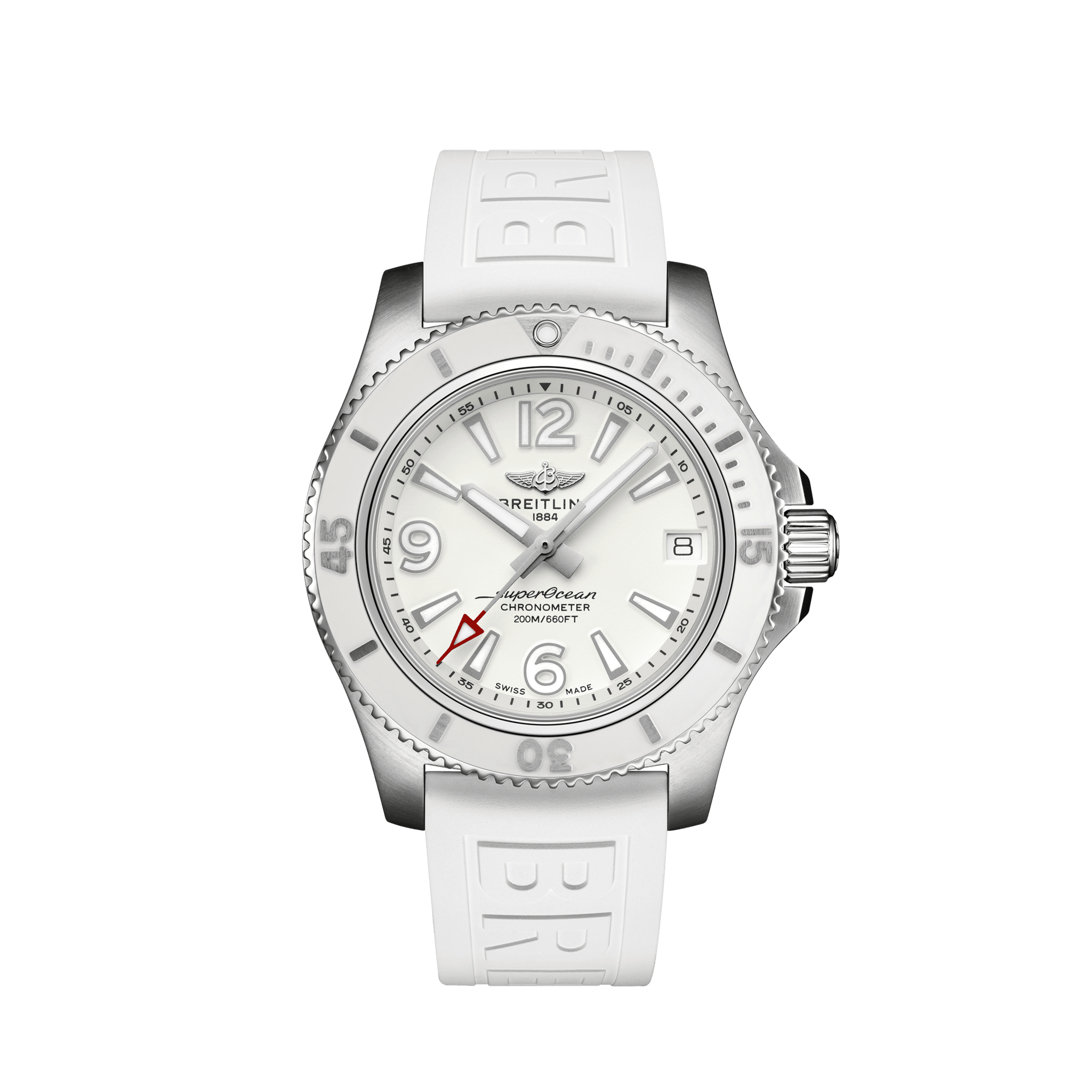 Breitling Superocean Automatic 36 - weiß