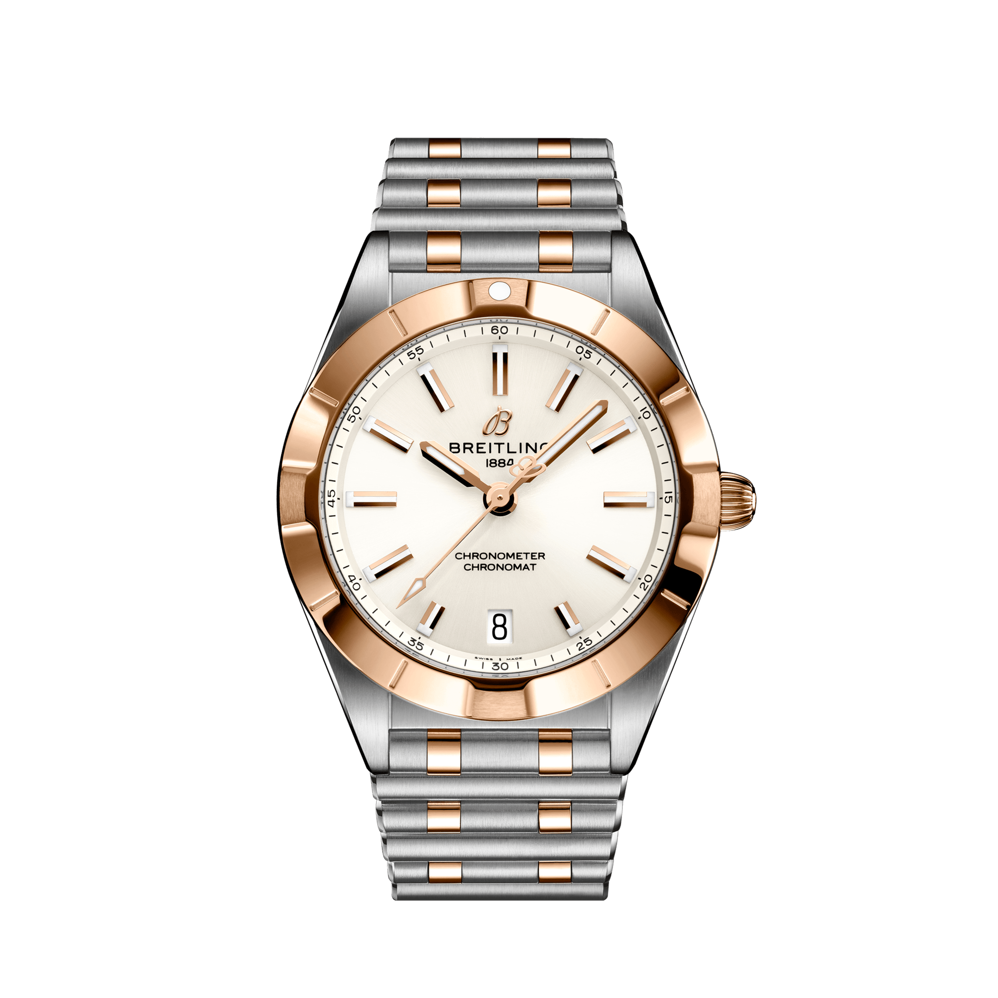 Breitling Chronomat 32 bicolor Quarz