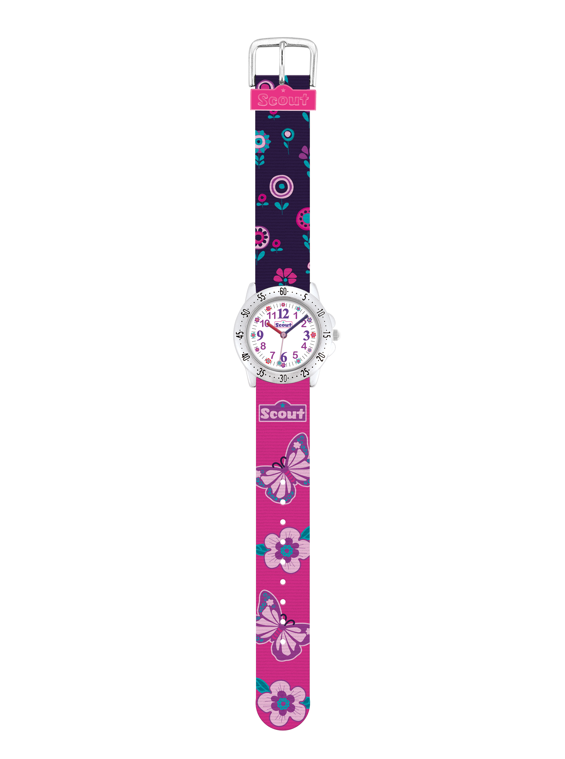 Scout Action Girls - pink/lila