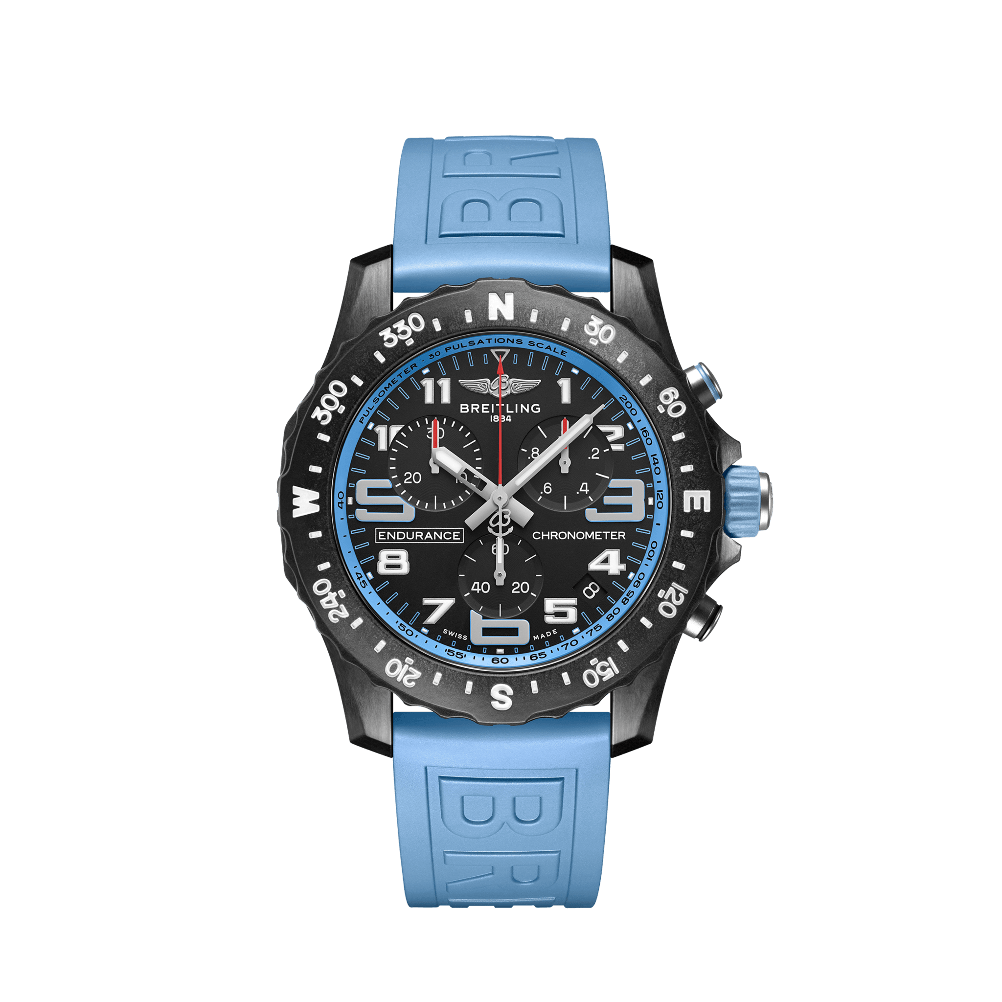 Breitling Endurance Pro Breitlight® - hellblau