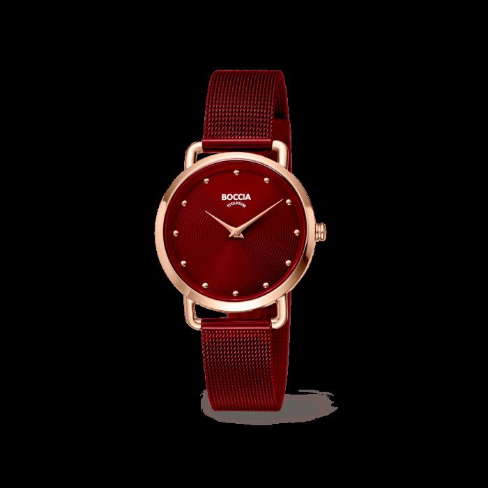 Boccia Damenuhr Style 3314-08