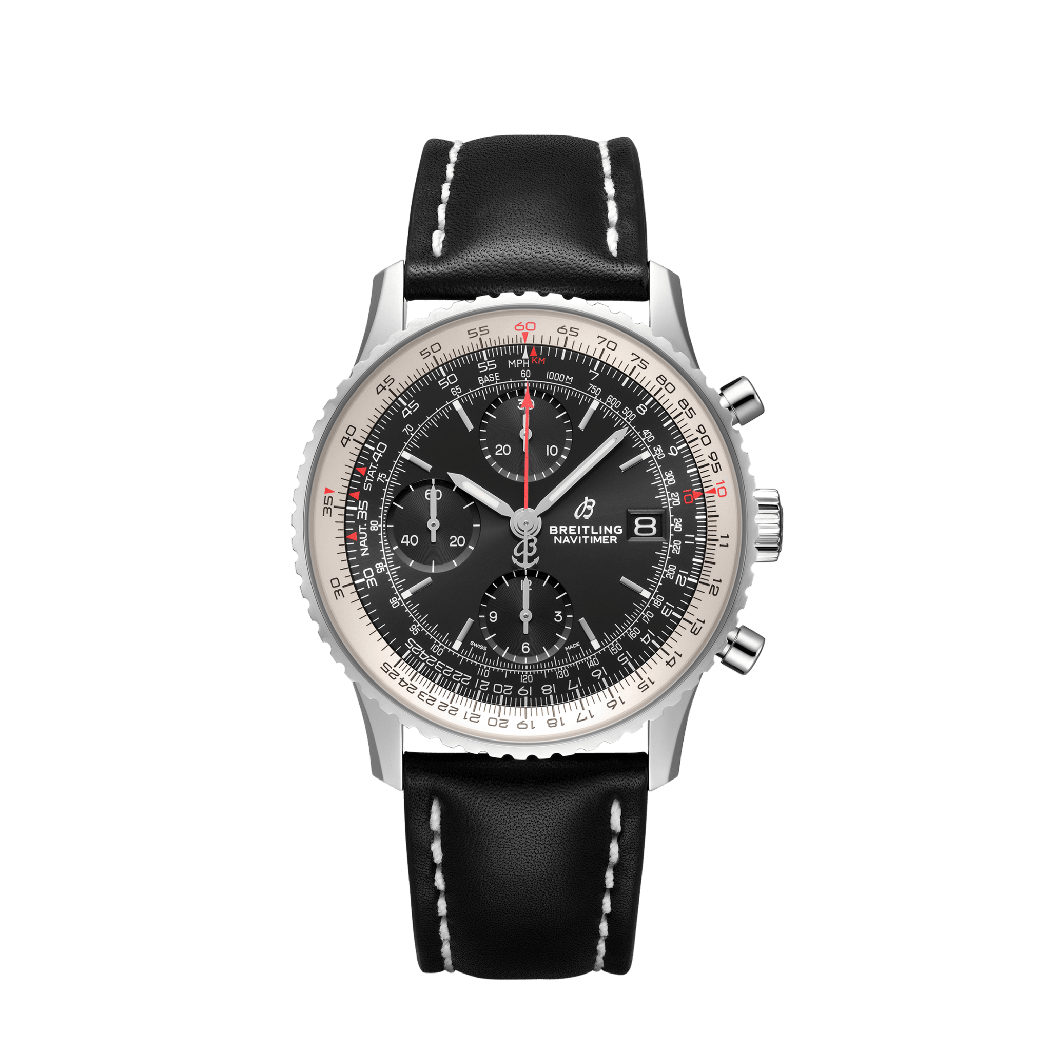 Breitling Navitimer Chronograph 41 - schwarz