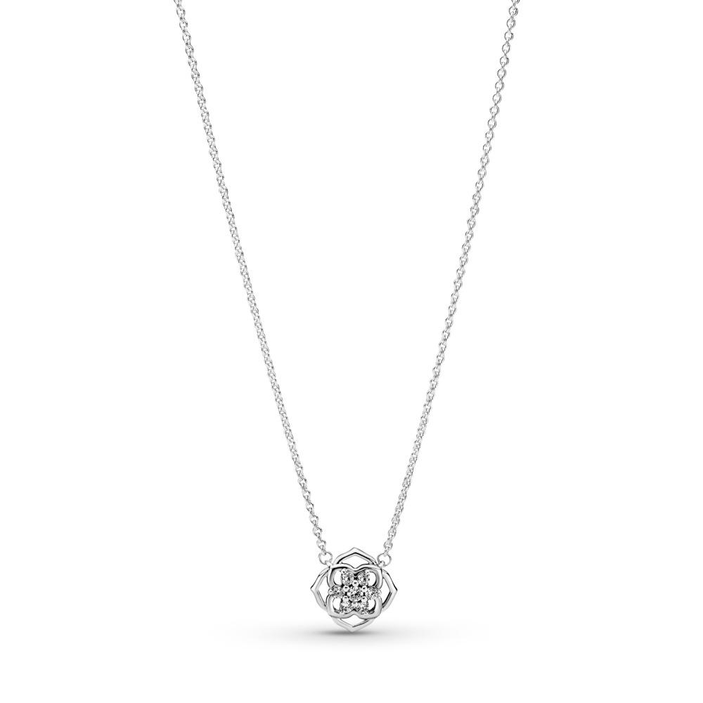 Pandora Kette Rosenblüten