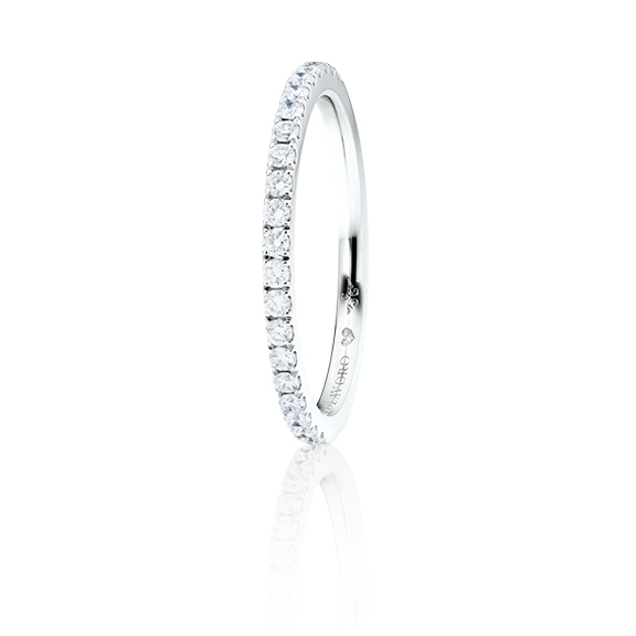Capolavoro Memoirering Diamante in Amore
