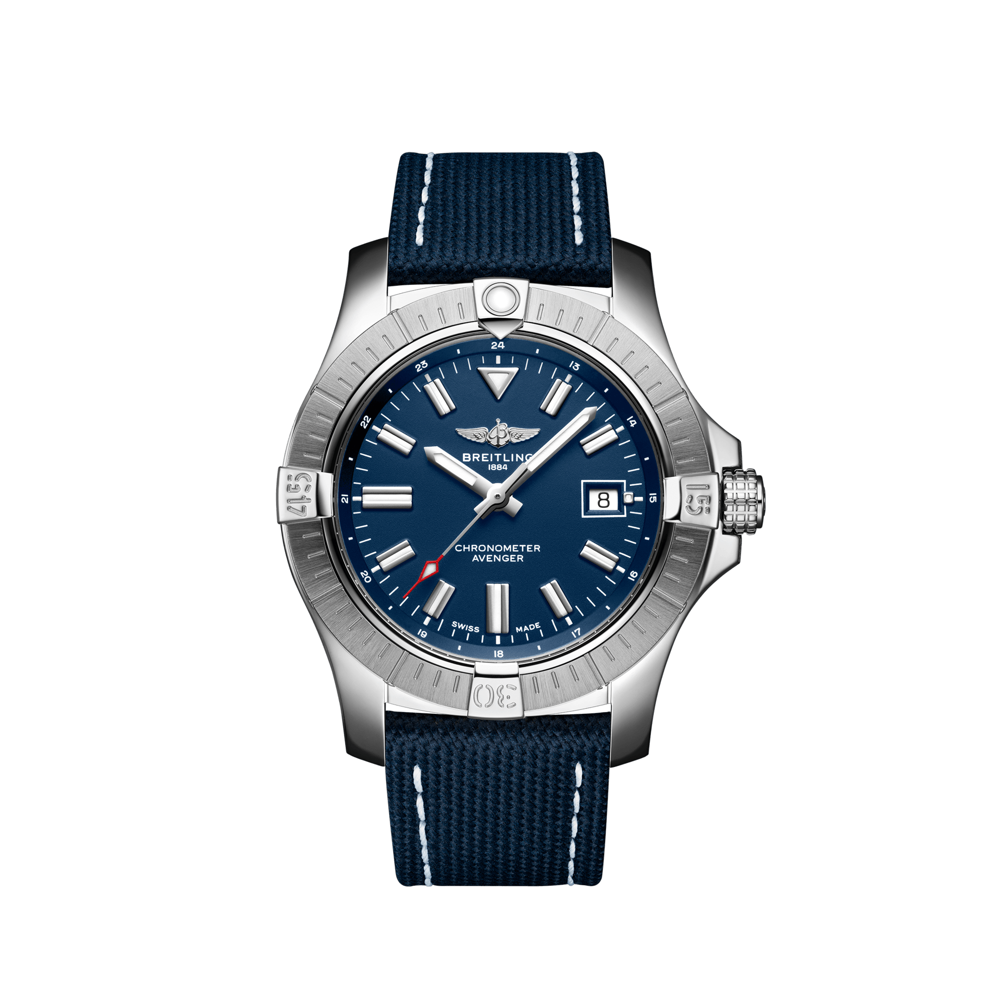 Breitling Avenger Automatic 43 - blau