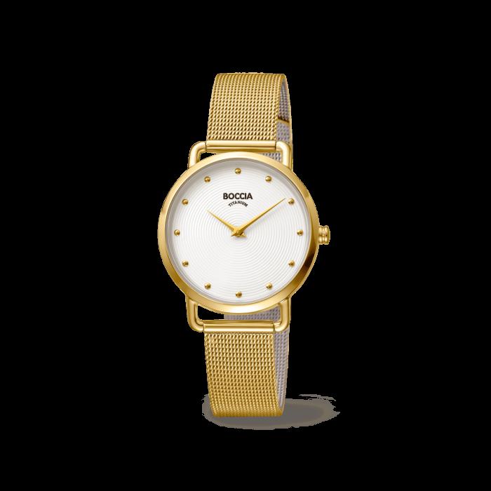 Boccia Damenuhr Style 3314-06
