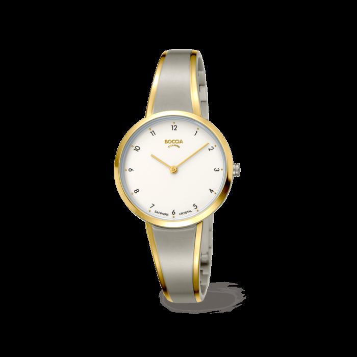 Boccia Damenuhr Style 3325-02